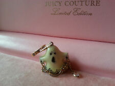 2005 JUICY COUTURE VINTAGE GHOST CHARM EXTEREMLY RARE and HTF!!! YJRU0506