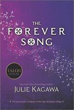 The Forever Song (Blood of Eden), Kagawa, Julie, Good Condition, Book