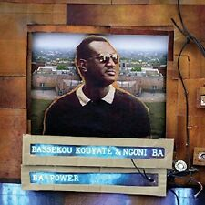 BASSEKOU & NGONI BA KOUYATE - BA POWER  VINYL LP + DOWNLOAD NEU