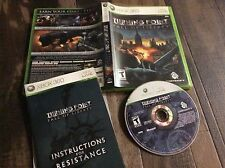 Turning Point: Fall of Liberty (Microsoft Xbox 360, 2008) Used Free US Shipping