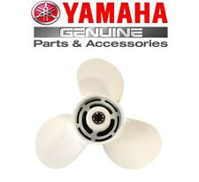 "Yamaha Genuine Outboard Propeller 8 - 20 HP High Thrust (Type J) (9.75"" x 8"")"