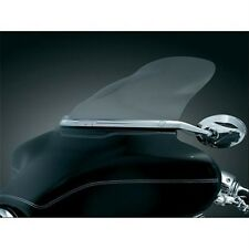 "Kuryakyn Airmaster Aerodanamic 14"" Light Smoke Windshield 96-13 FLHT 2310-0427"