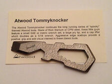 **NEW** Peter Atwood Krinkle Titanium A51 TommyKnocker