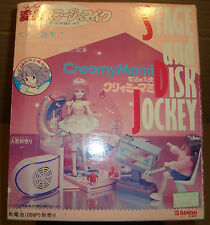 CREAMY MAMI STAGE AND DISK JOCKEY - BANDAI クリィミーマミ