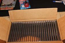 Lot of 46 USED Empty Standard Blank JEWEL CASES FOR Music CD US SHIP ONLY!