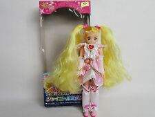 FUTARIWA PRECURE MAX HEART DOLL PRETTY CURE SHINY LUMINOUS FIGURE BANDAI USED