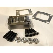 T3 toT4 Billet steel Turbo adapter kit 100% MADE IN USA!