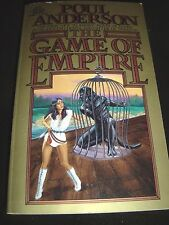 The Game of Empire by Poul Anderson 1st Printing May 1985 Baen Paperback
