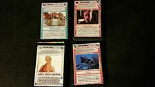 Star Wars CCG Reflections III (Ref3) Limited BB Premium Full Complete Set SWCCG