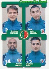 475 NADIR BELHADJ ROOKIE ALGERIA CS.SEDAN PORTSMOUTH.FC STICKER FOOT 2005 PANINI