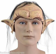 Hobbit Gollum Precious Goblin Headpiece Ears & Hair Fancy Dress Lotr Book Week