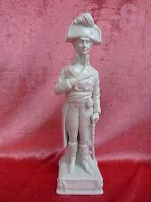 schöne,alte Porzellanfigur__Soldat__General Kellermann__Scheibe Alsbach__26,5cm