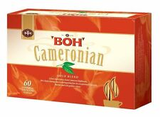 Malaysia Cameron Highlands  Boh Tea  Cameronian Gold Blend Tea 20 Tea Bags,40g