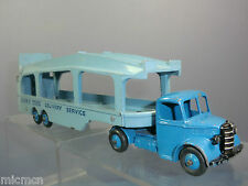 DINKY TOYS MODEL No.982 PULLMORE CAR TRANSPORTER