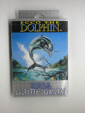 Ecco THE DOLPHIN SEGA GAME GEAR  Completo!!