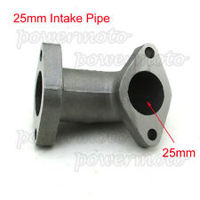 25mm Intake Pipe For Pit Dirt Bike 125cc 140cc 150cc 160cc SSR Thumpstar CRF50