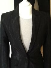 New Look & Next black and silver suit and top size 8-10, perfect Xmas outfit
