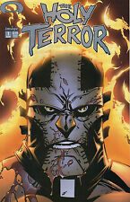 Holy Terror #1 (NM) `02 Caskey/ Hester