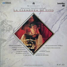 Opera Blowout- 'LA CLEMENZA DI TITO' -Hytner - Laser Disc Set - Shipping Deal
