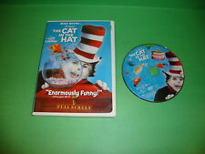 Dr. Seuss' The Cat in the Hat (DVD, 2004, Full Frame Edition)