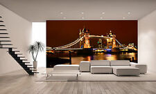 Tower Bridge, London Wall Mural Photo Wallpaper GIANT WALL DECOR PAPER POSTER