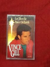 Cassette New,Vince Gill (Oct-1989, RCA) Sealed