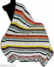 KIM 156 100x180cm - MISSONI HOME OVERSIZED BEACH TOWEL - 100% cotton  TELO MARE