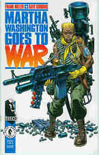 Martha Washington Goes to War # 1 (of 5) (Frank Miller, Dave Gibbons)(USA, 1994)