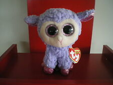 Ty Beanie Boo LAVENDER the sheep. 6 inch NWMT. New release in stock now.