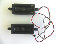 Logik L22FED12A Pair Speakers 4 Ohm 5 Watt TASSJ 24LE4 504MTC & Leads