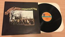 "LP 12"" MUDDY WATERS THE WOODSTOCK ALBUM 1975 CHESS MARGOLIN BUTTERFIELD PERKINS"