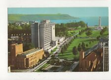 Armada Way Plymouth 1973 Postcard 732a