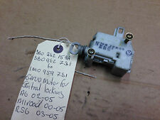 AUDI A6 AVANT ALLROAD SERVO MOTOR FOR CENTRAL LOCKING 3B0 862 159 A 1M0959781