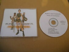 CD Pop Alex C. feat Yasmin K. - Angel Of Darkness (5 Song) Promo EPIC