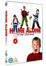 HOME ALONE Complete Collection Quadrilogy Part 1 2 3 4 All Movies Films Box set