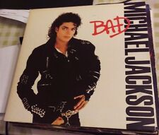"Michael Jackson - Bad 12"" Vinyl LP (1987) Original Pressing"
