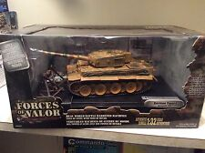 FORCES OF VALOR Discontinued 1:32 scale. GERMAN TIGER TANK, Normandy 1944