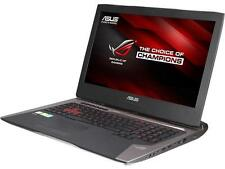 """ASUS ROG G752VY-DH72 17.3"""" Intel Core i7 6th Gen 6700HQ (2.60 GHz) NVIDIA GeForc"""