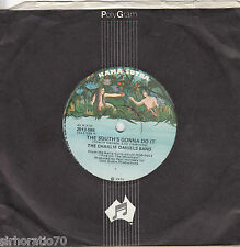THE CHARLIE DANIELS BAND The South's Gonna Do It / Rosewood Bed 45