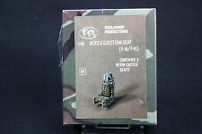 ZA724 1/48 VERLINDEN PRODUCTIONS ACES II EJECTION SEAT 62 F.16 F.15 ref 62