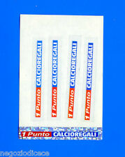 CALCIATORI PANINI 1998-99 Figurina-Sticker n.- 1 PUNTO CALCIOREGALI -New
