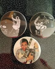 THE WHO: PETE TOWNSHEND BADGES PIN BUTTON