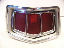 1968 DODGE CORONET STATION WAGON LH TAIL LIGHT ASSY COMPLETE OEM