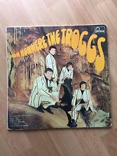 The Troggs - From Nowhere TL 5355 Mono UK