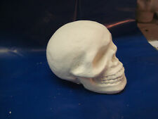 "NEW LATEX MOULD MOLD SMALL SKULL 3"" LENGTH --  A ---"