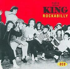 King Rockabilly, Various Artists ACE (2001 CD) Like New L1007