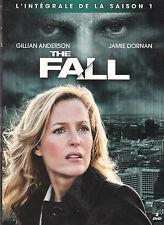DVD THE FALL INTÉGRALE DE LA SAISON 1 AVEC GILLIAN ANDERSON /JAMIE DORNAN