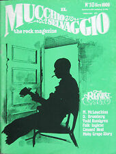 MUCCHIO 16 1979 Murray McLauchlan David Bromberg Moby Grape Todd Rundgren Jam