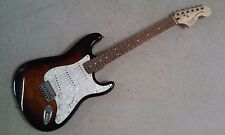 Fender Squier Deluxe Stratocaster Quilted Maple Top Strat Standard