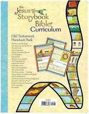 Jesus Storybook Bible Curriculum Kit Handouts, Old Testament by Sam Shammas...